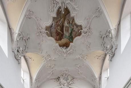 Kirche St. Peter u. Paul innen, Reichenau