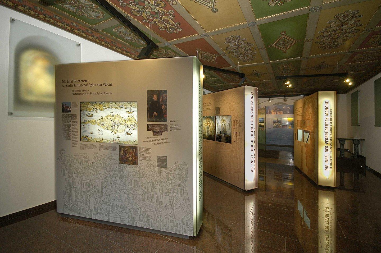 Museum St. Peter u. Paul innen
