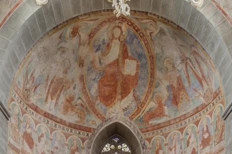 Kirche St. Peter und Paul innen, Reichenau