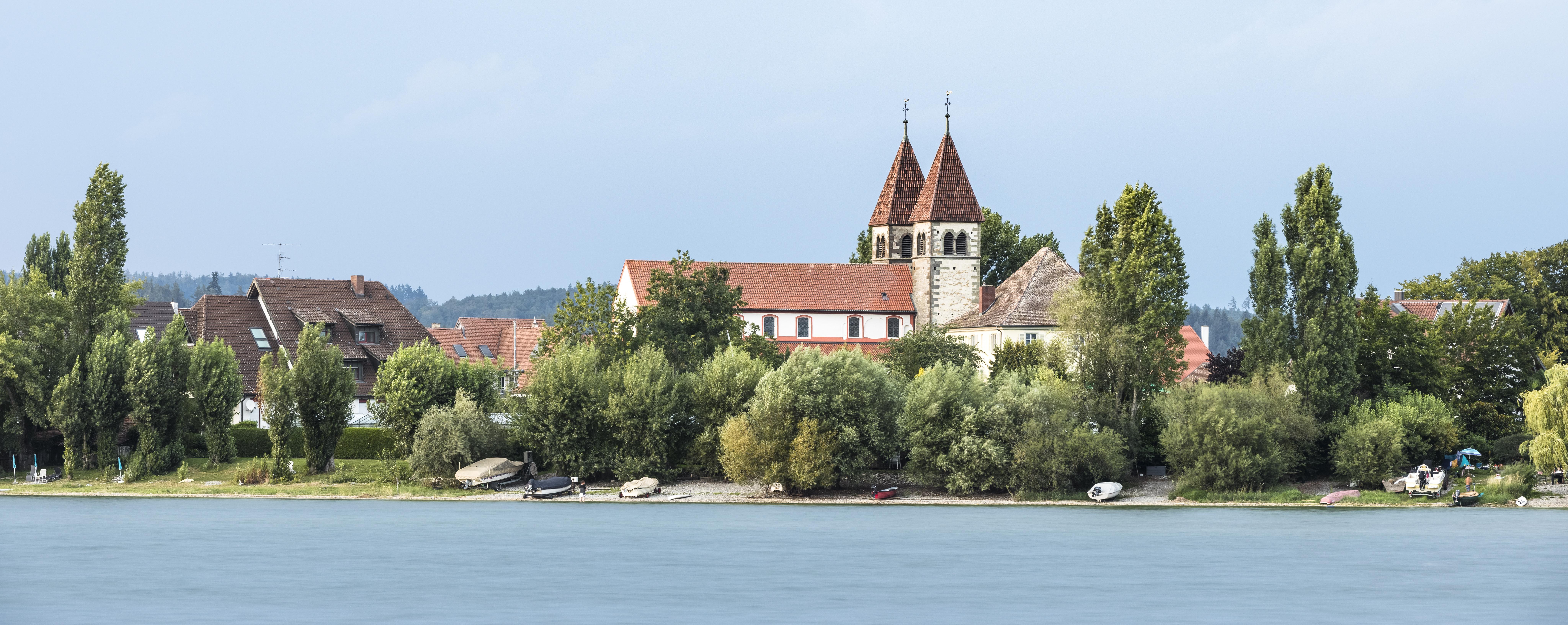 Insel Reichenau_St. Peter u. Paul_Foto Stefan Arendt