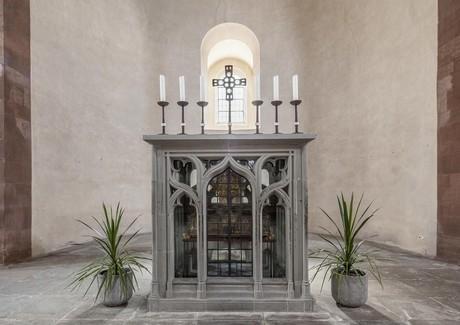 Markusaltar im Münster St. Maria u. Markus, Reichenau